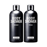 Мужской гель-пенка для душа Exceed Body Shower Woody