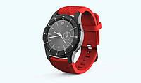 Умные часы Smart Watch No.1 G8 Red 300 мАч (1 Nano-SIM) MTK 2502