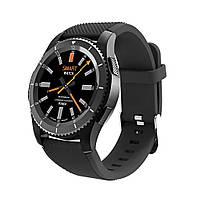 Умные часы Smart Watch No.1 G8 Black 300 мАч (1 Nano-SIM) MTK 2502