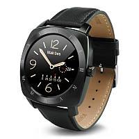 Умные часы Smart Wacth Makibes Wear HR Black 280 мАч