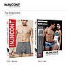 Мужские боксеры стрейчевые  Марка «IN.INCONT»  Арт.3614, фото 2