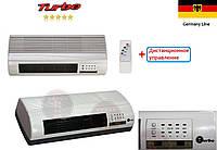 Настенный тепловентилятор ДУ управлении (Керамический)Turbo