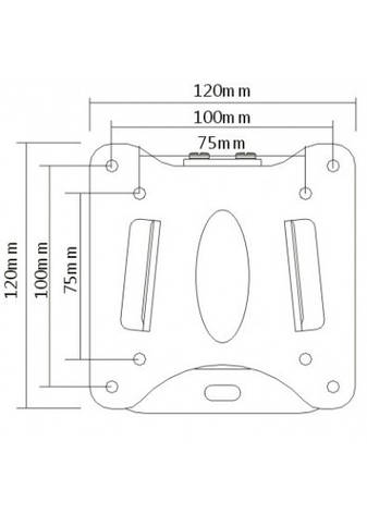Brateck LCD-203, фото 2