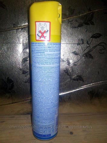 Аэрозоль для мебели Pronto Антипыль Лимон 250 мл , фото 2