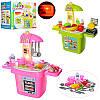 Игровой набор Детская кухня 922-21-25 со звуком и светом (2 вида)