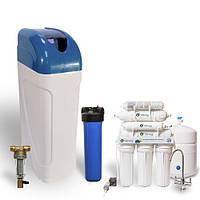 Готовое решение Organic Premium для умягчения воды в квартире
