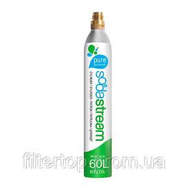 Баллон co2 цена Газовый баллон (CO2) Sodastream купить  замена
