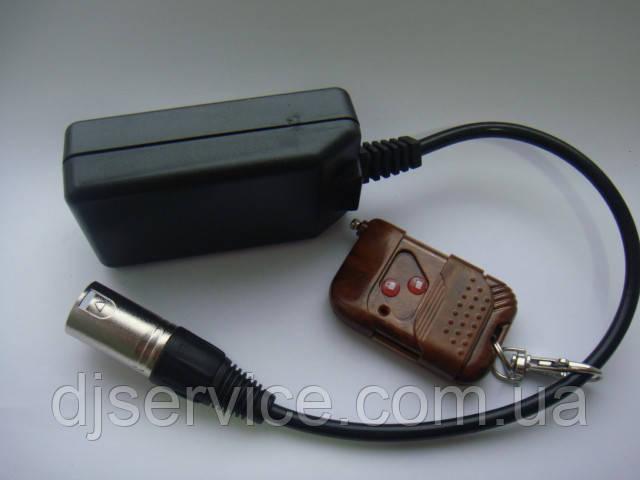 Пульт дистанционного управления 5pin для дыммашин, bubble машин BL