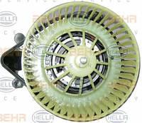 Мотор печки Citroen Jumpy AC+ (c блоком управления)