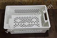 Ящик пластиковий для продуктової продукції 600х400х200мм , фото 1