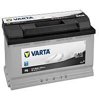 Аккумулятор автомобильный VARTA 90Ач Black Dynamic F6 (0)