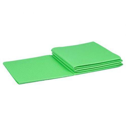 Мат для йоги и фитнеса коврик ПВХ 4мм 61*173см R17830