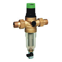 HoneyWell FK06-1 AA для холодной воды с редуктором Механический фильтр