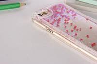 Чехол Liquid Glitter Series 3 IPHONE 7/8 (Hot Pink), фото 1