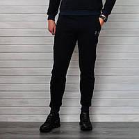 Спортивные штаны Under Armour теплые мужские (темно-синие)