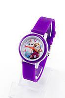 Детские наручные часы Frozen: 1315 фиолет