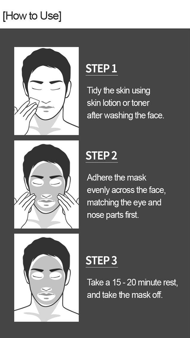 Exceed Essence Mask Pack