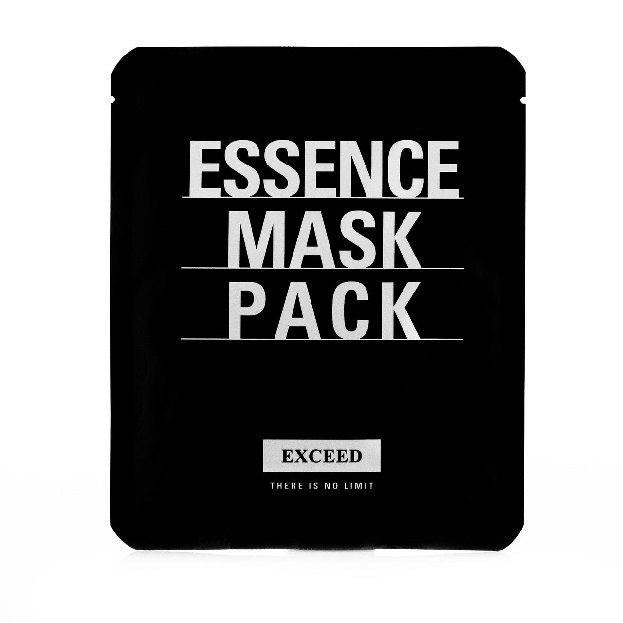 Мужская маска для лица Exceed Essence Mask Pack