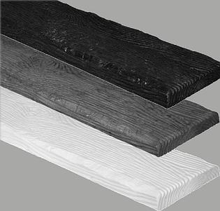 Имитация деревянной панели