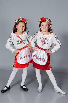 423f45086c5 Детский украинский костюм Украинка  купить