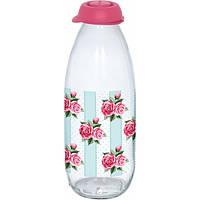 Бутылка для молока 1л,стекло Herevin belinda 111741-000