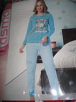Пижамы женские ASMA с начесом SURPRISE