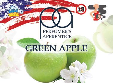 Green Apple (Зеленое яблоко) ароматизатор TPA