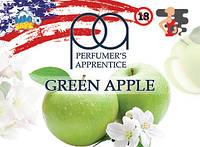 Green Apple (Зеленое яблоко) ароматизатор TPA Фрукты, 30мл