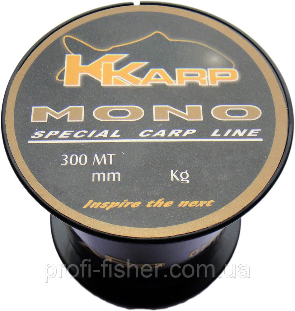 Леска K-KARP MONO *300*0,331