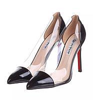 Туфли Лодочки с силиконом