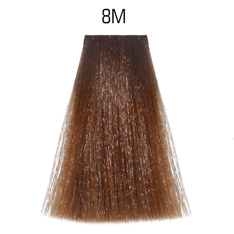 8M (світлий блонд мокко) Стійка крем-фарба для волосся Matrix Socolor.beauty,90 ml