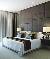Мягкие стеновые панели, плитка в ткани, панели в ткани, панели в коже на заказ Одессе