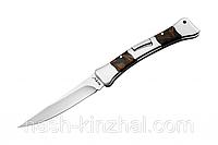 Складной нож для повседневного ношения Классический, сталь 440С. Отличный подарок туристу.