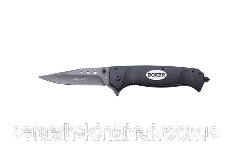 Нож Boker F41 складной, полуавтоматический механизм, отличного качества. Туристический ножик. Походный.