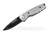 Нож складной с лезвием высококачественной стали. Нож для охоты, рыбалки. Нож для мужчины., фото 1