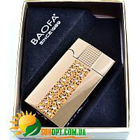 Зажигалка подарочная Baofa №3894 Украина Подарок для мужчины