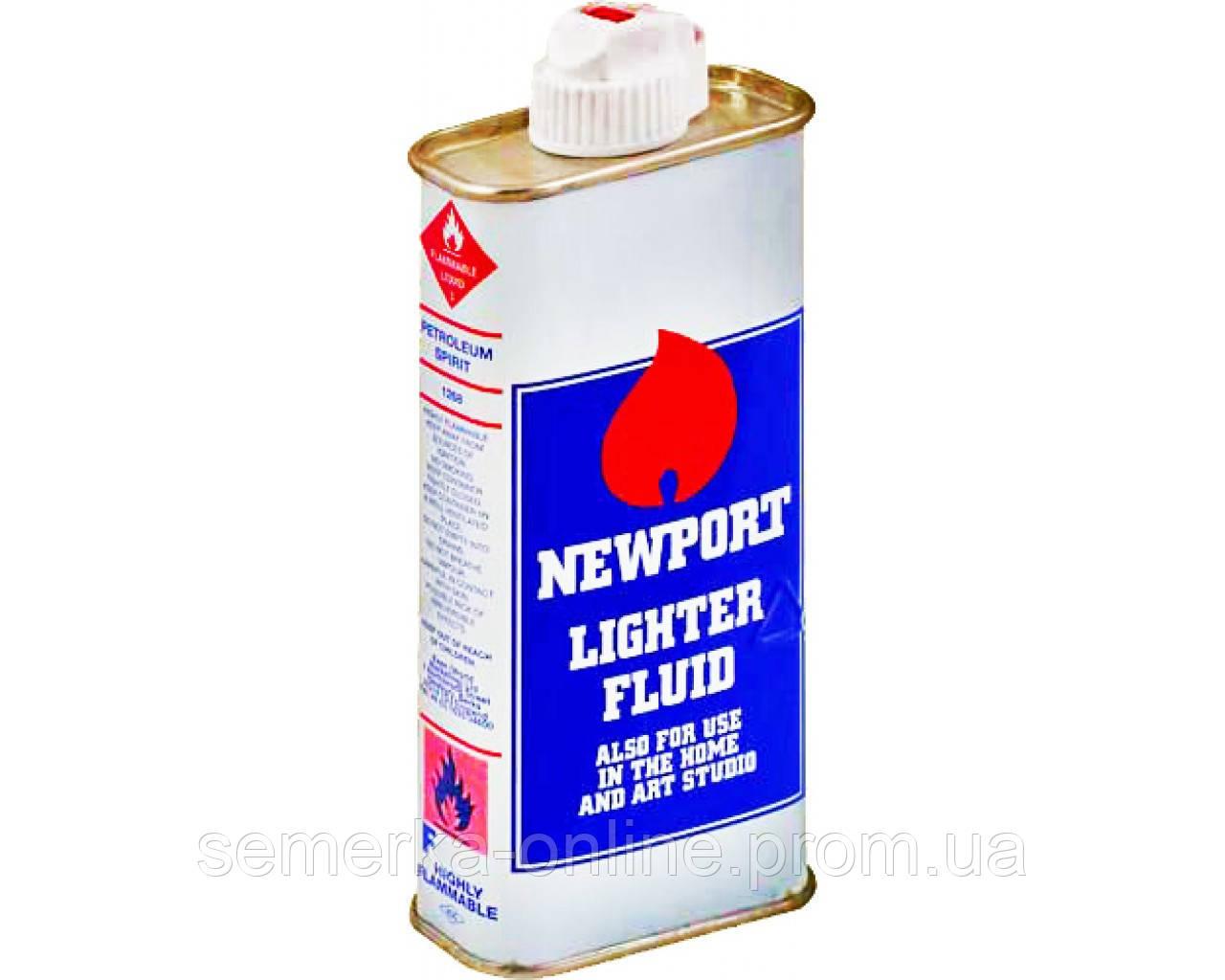 Очищенный высококачественный бензин 2шт. Newport для заправки всех моделей бензиновых зажигалок.