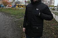 Зимняя куртка парка Fred Perry - Тём.Синий