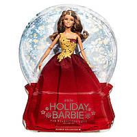 """Кукла Барби Barbie """"Праздничная"""" в красном платье Barbie Оригинал!!! Mattel - США DRD25"""