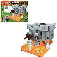 "Конструктор типа Лего ""Minecraft""  343 детали"