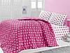 КПБ ANATOLIA бязь голд 2007-02 рожевий 200*220/2*50*70