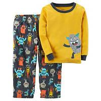 Пижама для мальчика Размер 12м Carters (США)