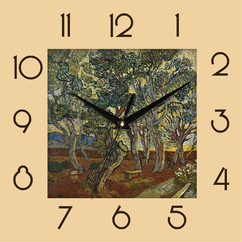Часы настенный отличного качества. 61