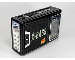Радіо з led-ліхтариком RX166 LED