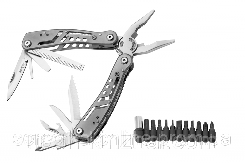 Мультитул. Многоцелевой набор ножей. Многофункциональный нож. Помощник в быту. Подарок для мужчины.