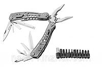 Мультитул. Многоцелевой набор ножей. Многофункциональный нож. Помощник в быту. Подарок для мужчины., фото 1