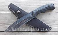 Нож Соlumbia для выживания. Армейский ножик спецназ Заточен. Очень удобный и прочный. Нескладной., фото 1