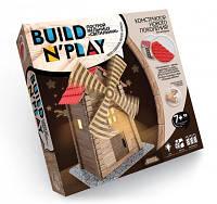 Набор конструктор build n'play мельница