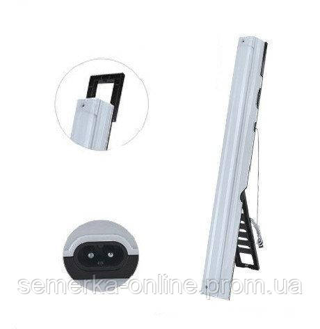 Светодиодная фонарь YJ-6855R. Аварийный аккумуляторный фонарь. LED лампа настольная.