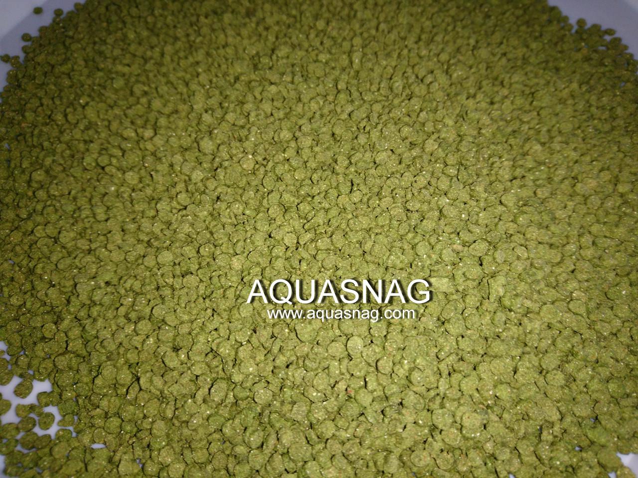 """""""Флора"""" гранулы №2 -250г,  это корм со специальными растительными добавками, ТМ """"Золотая Рыбка"""""""